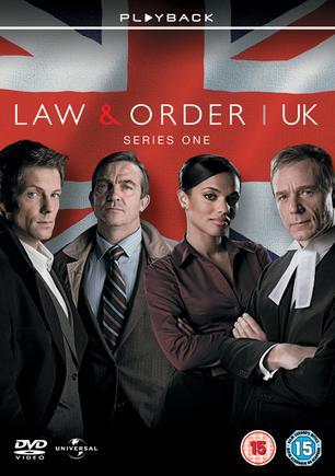 法律与秩序(英版)第四季