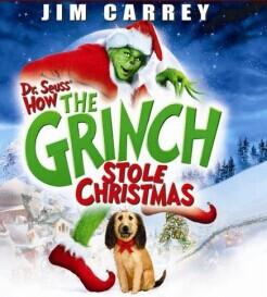 圣诞怪杰,鬼灵精,格林奇如何偷走圣诞节