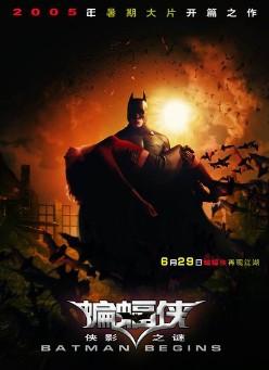 蝙蝠侠5:侠影之谜