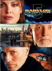 巴比伦5号:失落的传说