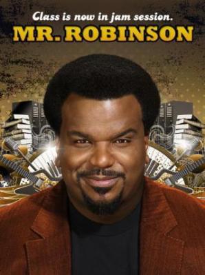 罗宾逊先生第一季