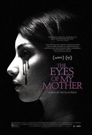母亲的双眼
