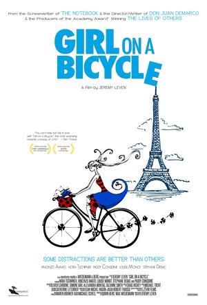 骑自行车的女人