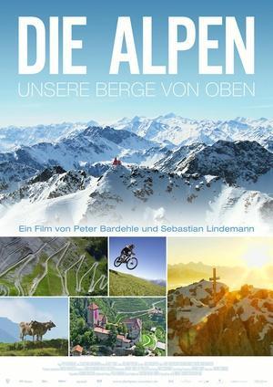阿尔卑斯:俯瞰我们的山岳
