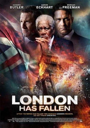 白宫沦陷2:伦敦沦陷