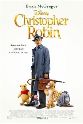 小熊维尼真人版\克里斯托弗・罗宾