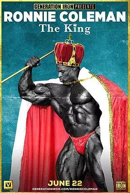 罗尼库尔曼-健美之王