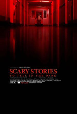 在黑暗中讲述的恐怖故事