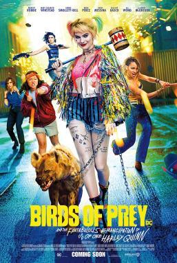 哈莉·奎因:猛禽小队