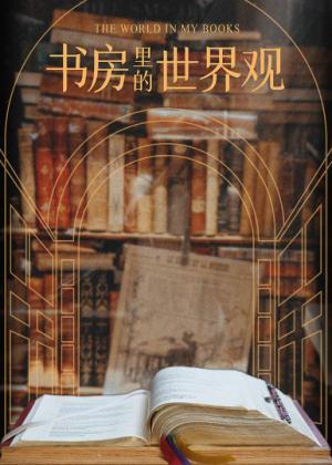 书房里的世界观