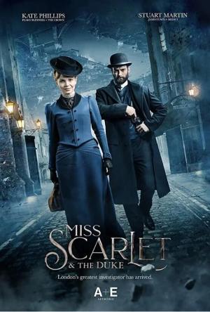 斯嘉丽小姐和公爵第一季