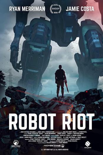 机器人暴动