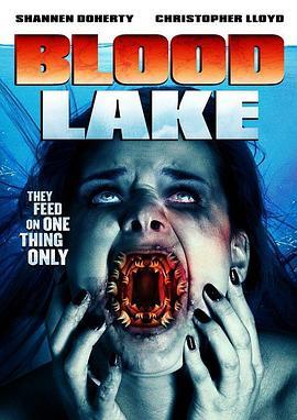 血湖-杀人七鳃鳗的攻击