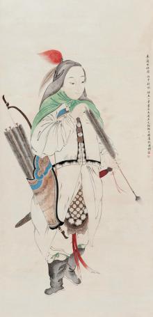 花木兰-孝烈将军
