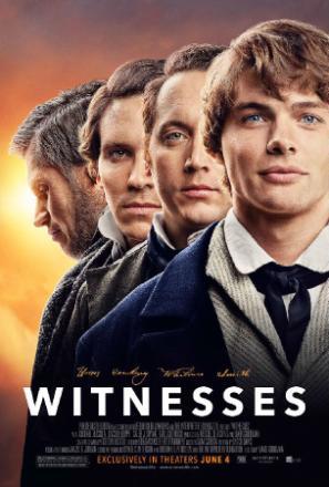 天使作证-目击者
