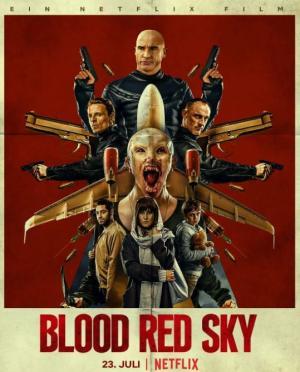 血色天劫-血红天空